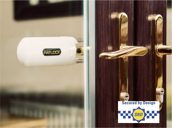 Patock is an Internal French and Conservatory Double Door Lock.